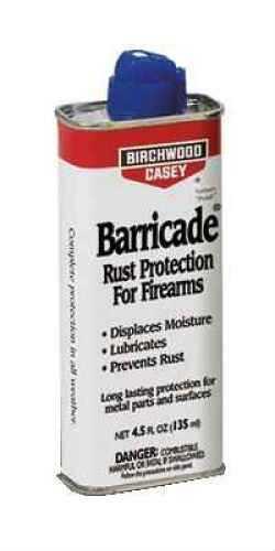 Birchwood Casey Barricade Rust Protectant 4.5 oz 33128