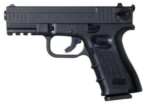 "ISSC Austria 111000 GEN2  Pistol 22LR  4"" Barrel   Black Synthetic Stock    10 Round    111000"