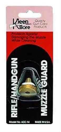 Kleen-Bore Kleen Bore Handgun/Rifle Plastic Muzzle Guard Per 10 Md: ACC24