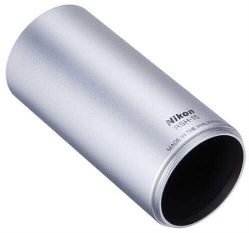 Nikon 7164 Sunshade 42mm Lens Shade Screw On Aluminum Silver