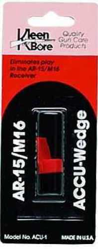 Safariland B-SQUARE BLACK Accu-Wedge Reciever Buffer Black AR-15/M16 ACU1