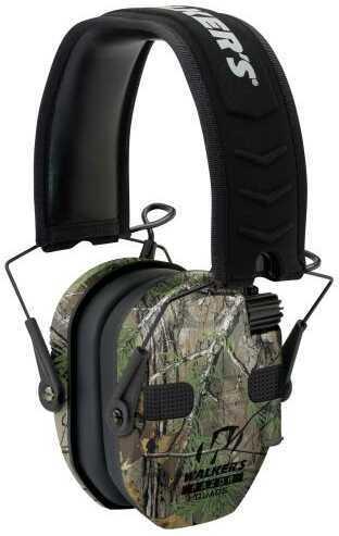 Walker's Game Ear / GSM Outdoors Walkers Game Ear GWPRSEQMCMO Razor Slim Electronic Muff 23 dB Camo