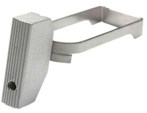 Wilson Combat 190F Ultralight Match Trigger Flat Pad Aluminum Stainless