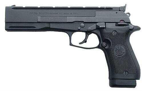"Beretta USA 87 Target Pistol  Single Action  22  Long Rifle  5.9"" Barrel  15 Round  Black J87T010"