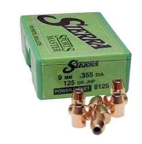 Sierra Bullets, 9mm 115gr JHP - Brand New In Package