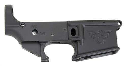 Lower Reveiver Wilson Combat Lower Receiver AR-15 5.56 NATO 7075-T6 Aluminum Black TRLOWER