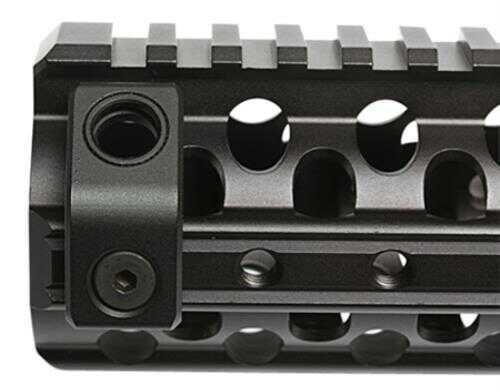 Wilson Combat Wilson TRTrim102Sm Quick Detach Swivel Attachment 10/2 Trim Black Aluminum
