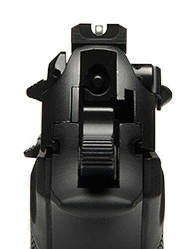"Wilson Combat 632 Beretta 92/96 Battlesight .290"" Height Black"