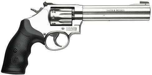 "Smith & Wesson Revolver Pistol M617 K-22Masterpiece 22 Long Rifle 6"" Barrel 10 Round 160578"