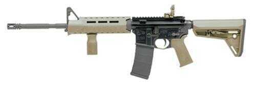 "Colt E AR-15 Semi-Auto 223 Remington /5.56mm NATO 16.1"" Barrel 30+1 Mag MBUS Moe Stock Flat Dark Earth Finish Semi Automatic Rifle LE6920MPS-FD"