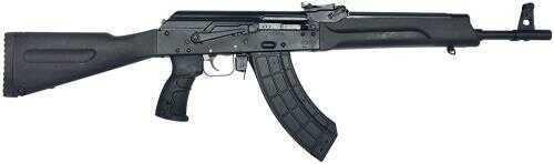 """Russian Weapons Co Rifle AK Rifle Saiga 7.62X39 16"""" Barrel 30 Round Mag Black"""
