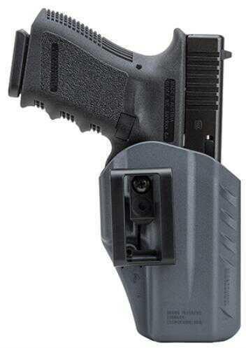 Blackhawk A.R.C. - Appendix Reversible Carry Inside The Pants Holster, Fits Glock 19/23/32, Ambidextrous, Urban Grey 417
