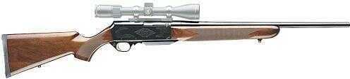 "Browning BAR Safari 270 Winchester 22"" Barrel Walnut Stock 5 Round DBMag Semi-Auto Rifle No Sights 031001224"