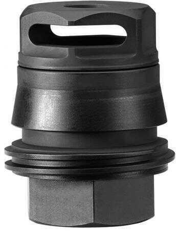 Sig Sauer CQB Flash Hider Muzzle Device 7.62 NATO 5/8x24 TPI 17-4 Stainless Steel Matte Black