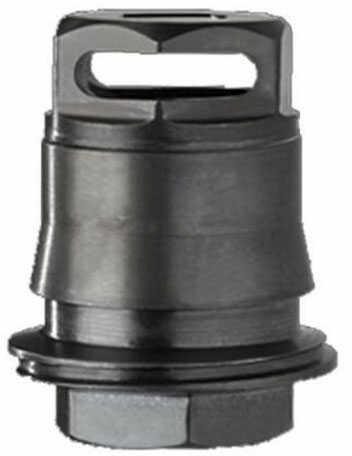 Sig Sauer Micro-Brake Muzzle Device 7.62 NATO 1/2x28 TPI Steel Matte Black SRD76212X28