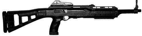 "Rifle LDB Supply Hi-Point Firearms Carbine Rifle HP 45 ACP 16.5"" Barrel 9 Rounds Black, CA Complaint"