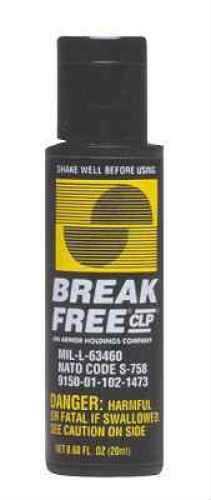 Breakfree Break Free Liquid Lubricant With Rust Inhibitor 20ML 20 Pack Md: CLP16120 CLP16120
