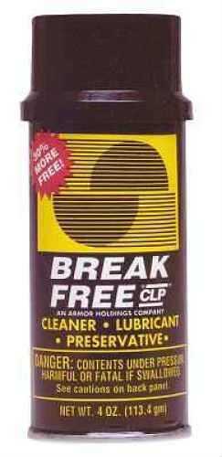 Breakfree Break Free Aerosol Lubricant With Rust Inhibitor 4 oz Md: CLP2100 CLP2100