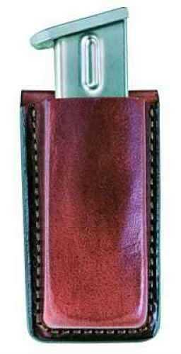 Bianchi 20A Open Mag Pouch Plain Black, Size 2 10740