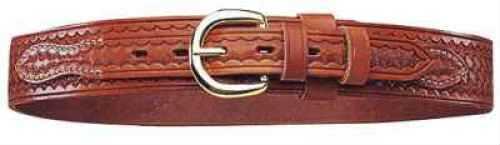 "Bianchi B4 Ranger Belt Plain Tan, 38"", Brass 12090"