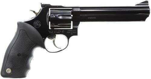 "Revolver Taurus M66 357 Magnum Adjustable 6"" Barrel 7 Round Adjustable Sight Blued 2660061"