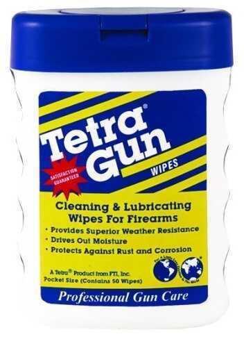 Tetra / FTI Inc. Gun Lubricating Wipes, 50 Per Container Md: 310I