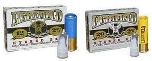 """Lightfield Ammo Lightfield Ammo Lightfield Hybred Expansion 12 Ga. 2 3/4"""" 1 1/4 oz, Slug Md: LFH12345"""