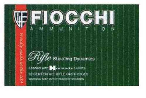 Fiocchi Ammo Fiocchii 270 Winchester 130 Grain Pointed Soft Point Ammunition Md: 270SPB