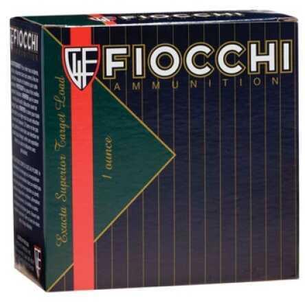 """Fiocchi Ammo 12 Ga 2 3/4"""" 1 oz, #8 Lead Shot Per 25 Case Price 250 Rounds 12FPCRS8"""