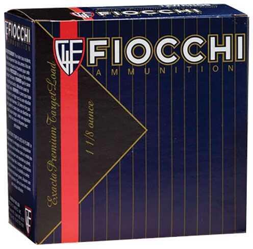 """Fiocchi Ammo 2 3/4"""" 1 1/8 oz, #8 1/2 Md: Case Price 250 Rounds 12SSCX"""