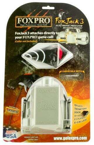 Foxpro FOXJACK 3 FoxJack 3 Decoy For Shockwave Or Xwave