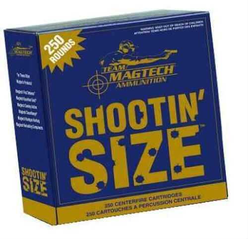 MagTech Ammunition Co. Magtech 40 Smith & Wesson 180 Grain Full Metal Jacket Ammunition Md: MP40B