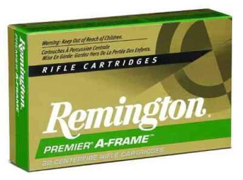 Remington 7MM Ultra Magnum 175 Grain A-Frame Pointed Soft Point Ammunition 20 Rounds Per Box Md: PR7UM5