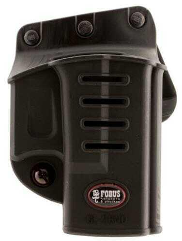 "Fobus Gl26ndbh Standard Belt 3"" Barrel Glock 26 Plastic Black"