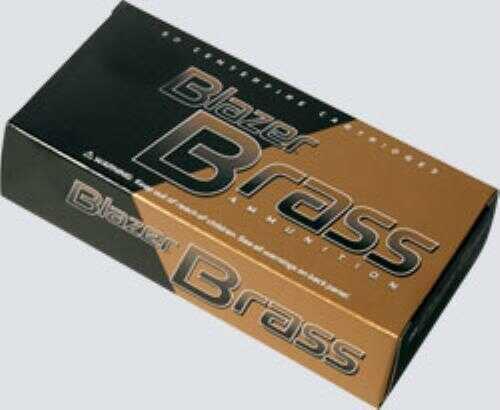 CCI Blazer Brass 45 ACP 230 Gr Fmj 200 Rounds Ammo Model 52302