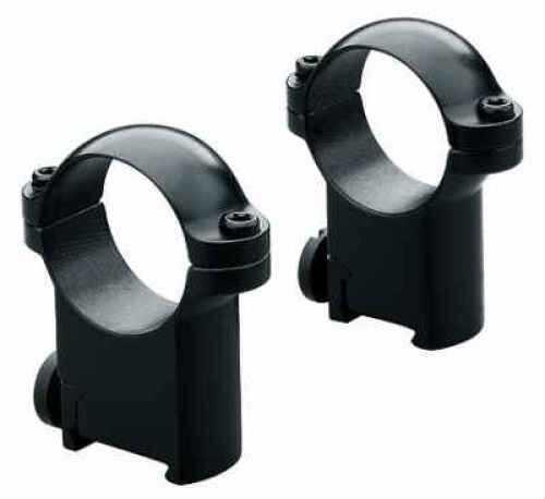 """Leupold Sako Ring Mounts 1"""" Low Black 49946"""
