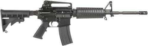 "Olympic Arms Model K3B 223 Remington /5.56mm Nato 16"" Barrel 30 Round Synthetic Stock Black Semi-Automatic Rifle K3BM4A3"
