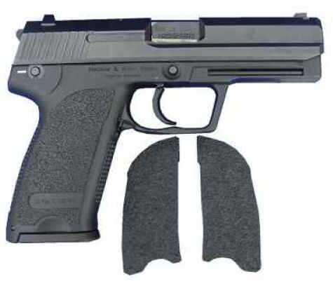 Decal Grip / Grupo Mercari Decal Grip Enhancer For H&K USP45C Pistol Sand/Black Md: HGUSP45CS