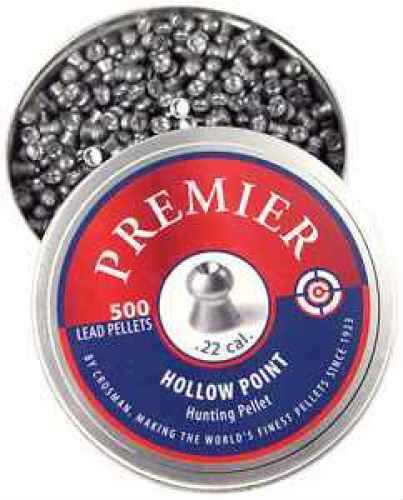 Crosman .22 Caliber Hollow Point Pellets/500 Pack Md: LHP22 LHP22