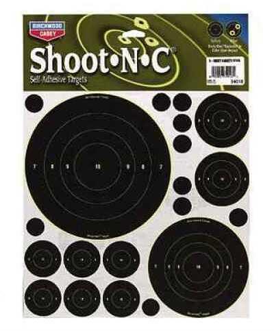 Birchwood Casey VP5 Shoot-N-C Variety Round Pack 34018