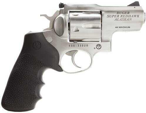 "Ruger KSRH-2 Super Redhawk 44 Magnum 2.5"" Barrel 6 Round Stainless Steel Revolver 5303"