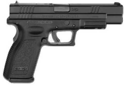 "Springfield Armory XD Tactical 40 S&W 5"" Barrel 10 Round Polymer Grip Black Frame Semi Automatic Pistol XD9412SP06"