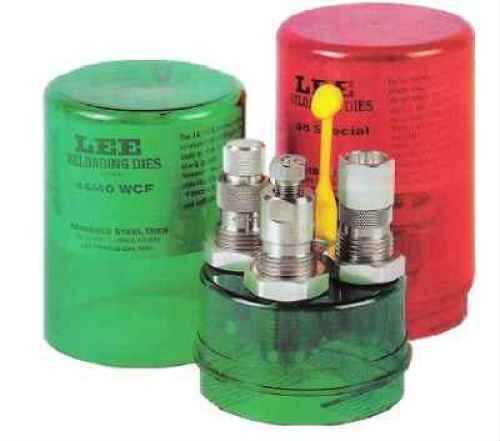 Lee Steel 3 Die Set w/Shellholder For 357 Sig Md: 90270 90270