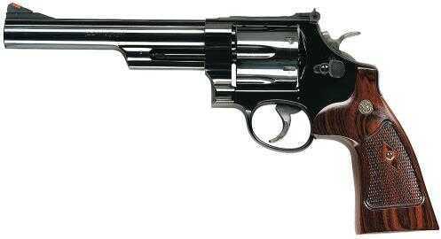 "Smith & Wesson M29 44 Magnum 6.5"" Barrel Blued Finish 6 Round Revolver 150145"