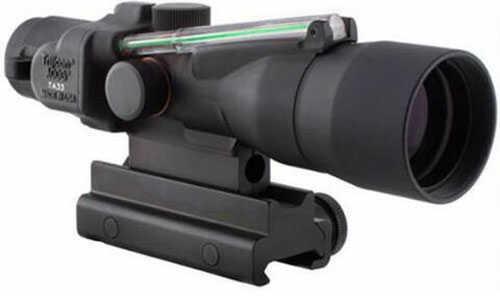 Trijicon ACOG TA33G-11 3x30 Rifle Scope Illuminated Green Crosshair .223 Remington Ballistic Reticle 1/4 MOA