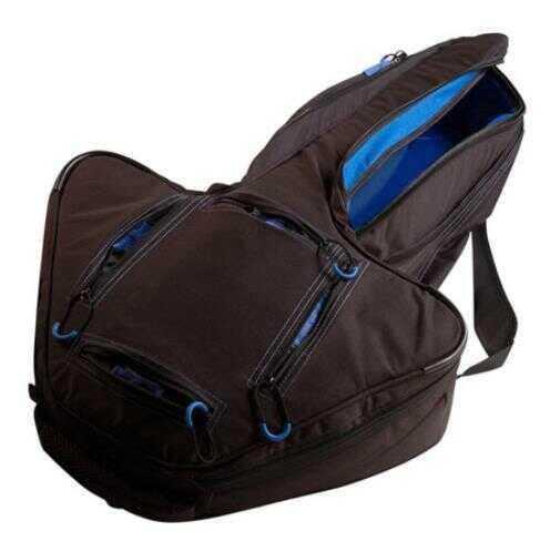 Carbon Express / Eastman Carbon Express 20852 Cx Slim Line Crossbow Soft Case Black/blue