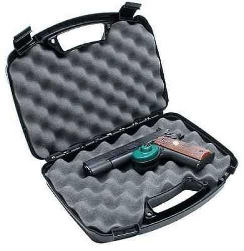 "MTM Pistol Handgun Case Single up to 6"" Revolver Black 807-40"