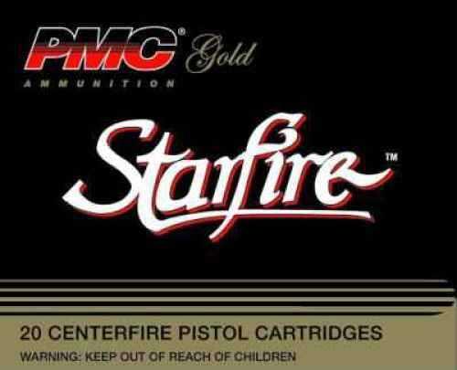 PMC Ammunition PMC 44 Magnum 240 Grain Starfire Hollow Point Ammunition Md: 44SFA