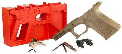 Polymer80 G19/23 Gen3 Compatible Frame Kit Polymer FDE