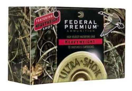 "Federal Cartridge Ultra Waterfowl 12 Ga. 3 1/2"" 1 3/8 oz #6 Tungsten Shot Ammunition Md: PHW1336 Case Price 100 Rounds PHW1336"